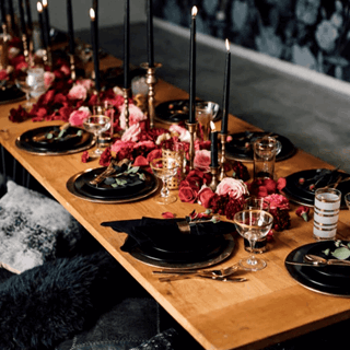 Hauntingly Beautiful Halloween Wedding Elyse Whall Bloom Babes